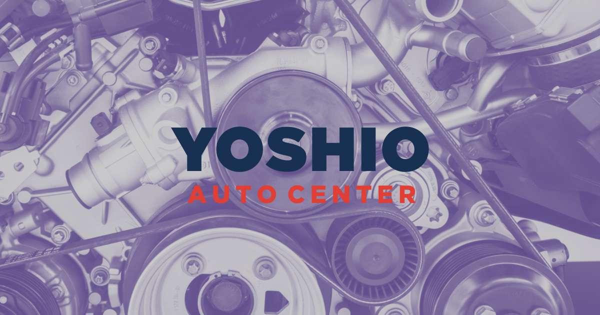 yoshio auto center