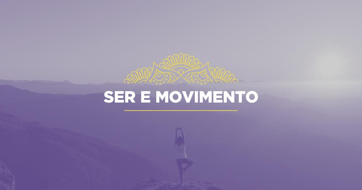 ser e movimento